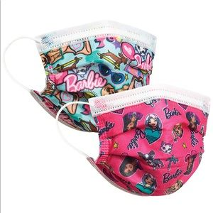 Kids Girls - Barbie Disposable Face Mask